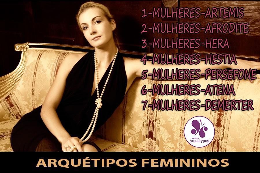 Arquétipos Femininos